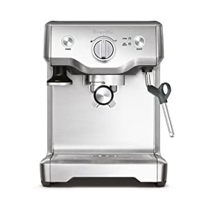 BREVILLE BES810BSS Duo Temp Pro Espresso Machine, Stainless Steel, medium