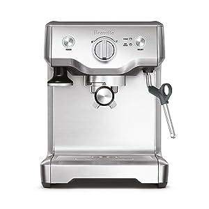 BREVILLE BES810BSS Duo Temp Pro Espresso Machine, Stainless Steel, medium
