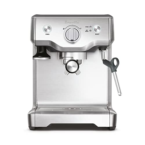 BrevilleDuo Temp Pro Espresso Machine, Stainless Steel