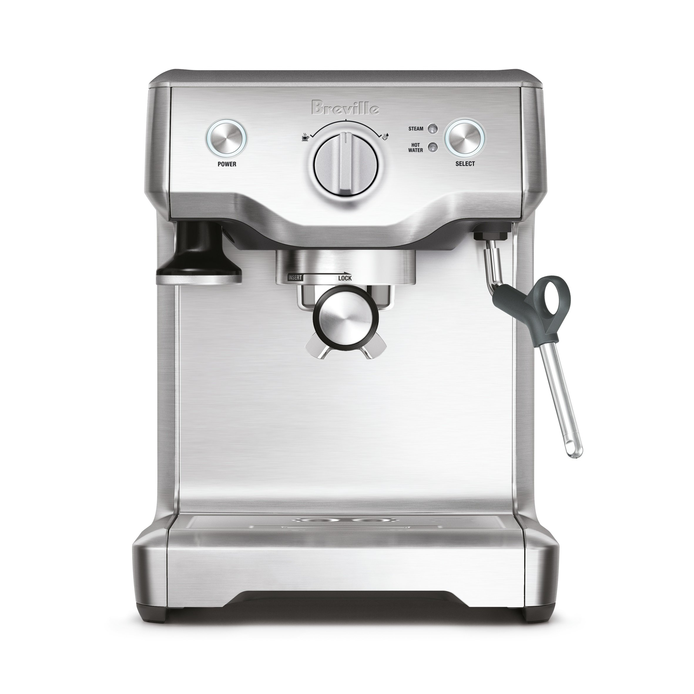 Breville Duo Temp Pro Espresso Machine, Stainless Steel by Breville