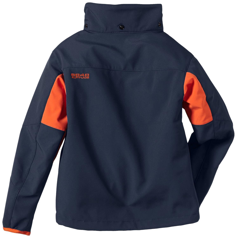 Chaqueta de esqu/í para ni/ño 8848 Altitude Jacke Osmium Junior Softshell