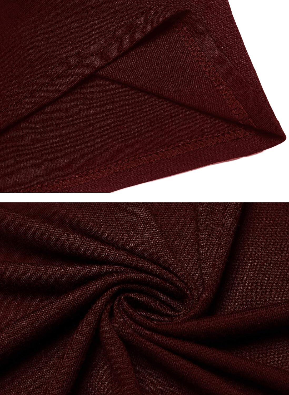 URRU Mens Ruffle Shawl Collar Cardigan Sweater Long Length Overcoat with Pockets S-XXL