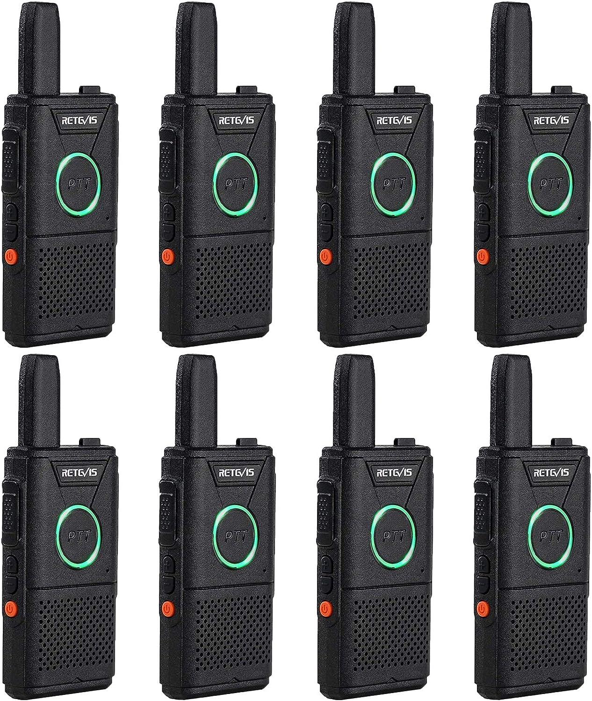 Retevis Rt618 Mini Walkie Talkies Für Erwachsene Elektronik