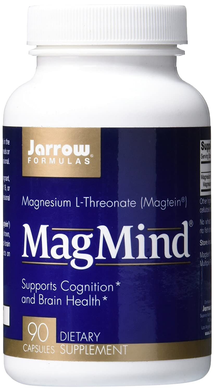 Jarrow Formulas, MagMind Con Magtein, x90Vcaps: Amazon.es: Salud y cuidado personal