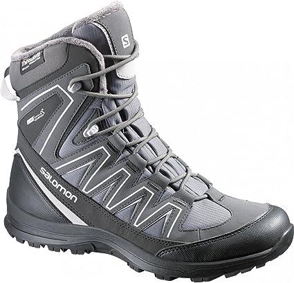 CS TS Gris Aluminium d'hiver ISCO WP Chaussures W SALOMON 8nk0NPXwO