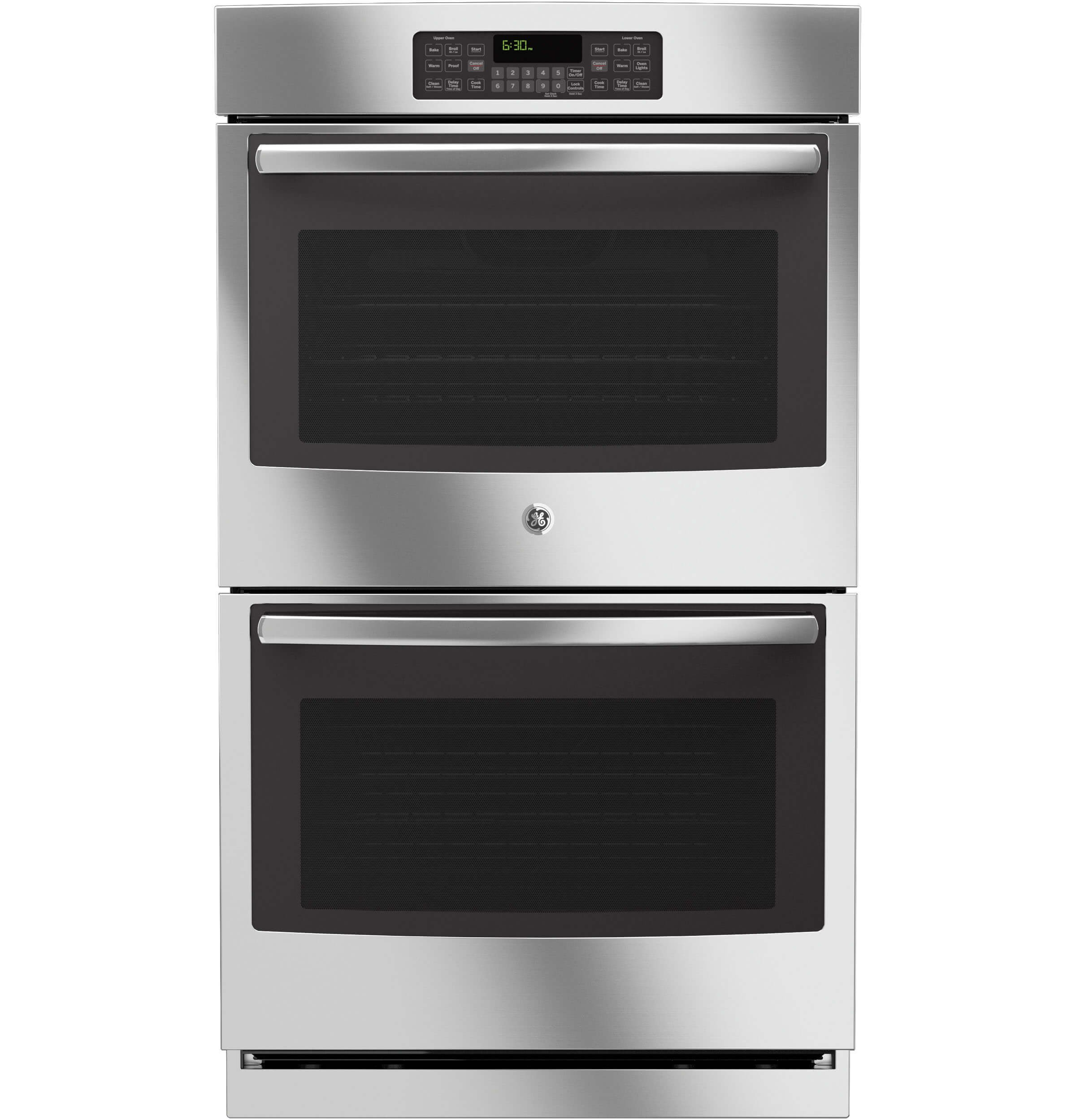 GE JT3500SFSS Electric Double Wall Oven by GE