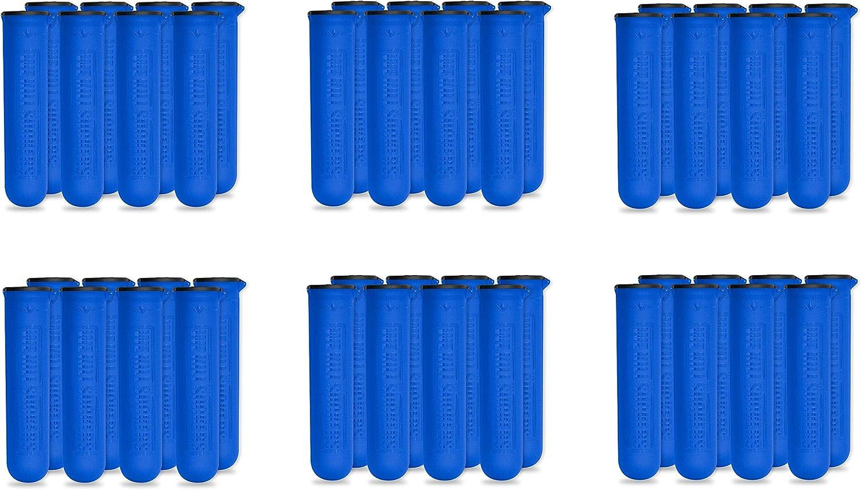 8 Pack-Rouge Bunkerkings ESC Paintball Pods