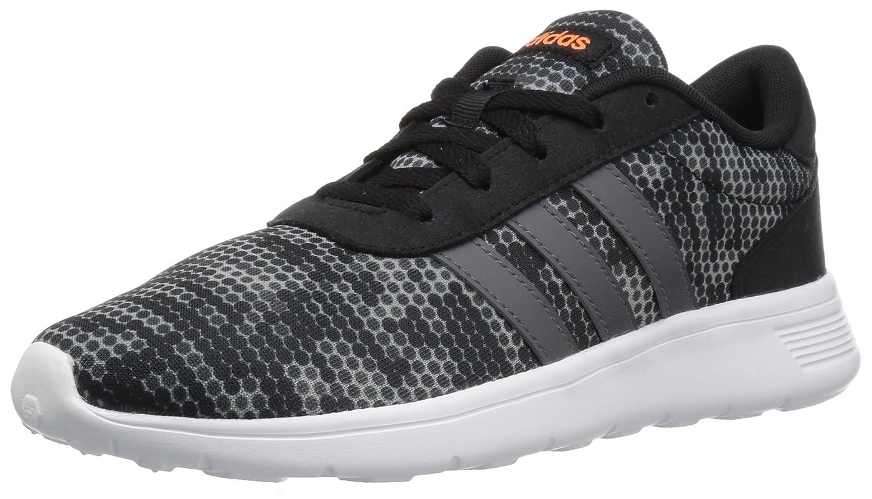 Adidas lite racer scarpe da corsa b0714bqx3f 11 m uscore nero / grigio