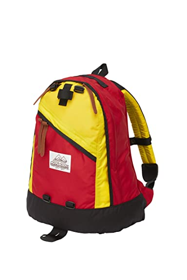 Day Pack 80: Red / Yellow