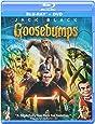 Goosebumps (Blu-ray + DVD)