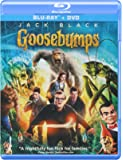 Goosebumps (Blu-ray + DVD)