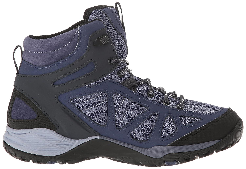 Merrell Women's Siren Sport Q2 Mid Waterproof Hiking Boot B01HFQAPF6 5.5 B(M) US|Crown Blue
