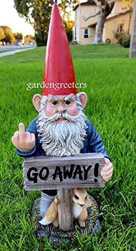 GNOME Outdoor Statue