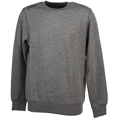 Lotto Sweat First FL - Sudadera para Hombre, Color Gris, Talla M: Amazon.es: Zapatos y complementos