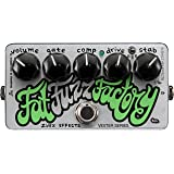 ZVEX Fat Fuzz Factory Germanium Fuzz Guitar/Bass Pedal