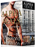 Alpha SEALs Box Set One (Books 1-3)