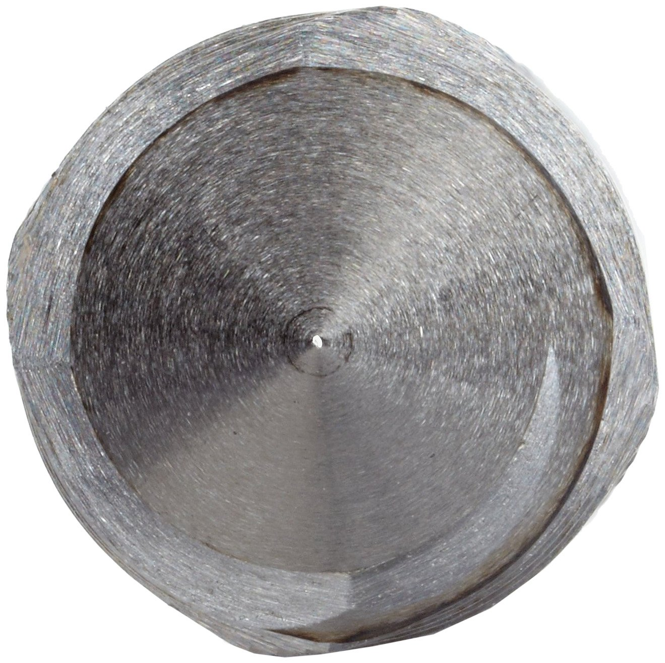 Bright 7//16-20 Thread Size Bottoming Chamfer Uncoated H5 Tolerance Union Butterfield 1580 UNF High-Speed Steel Thread Forming Tap Finish Round Shank With Square End
