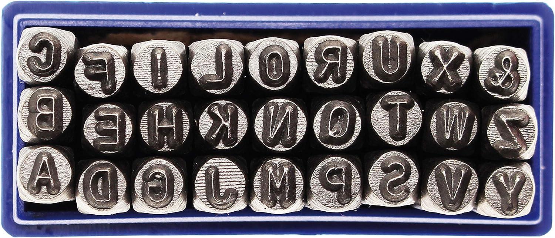 Letter Punch Set BGS 2032 5 mm