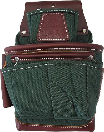 Occidental Leather 8583LH Heritage FatLip Fastener Bag – Left