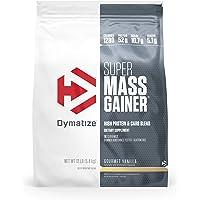 Deals on Dymatize Super Mass Gainer Protein Powder 52g Protein