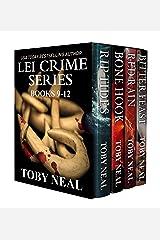 Lei Crime Series Box Set: Books 9-12