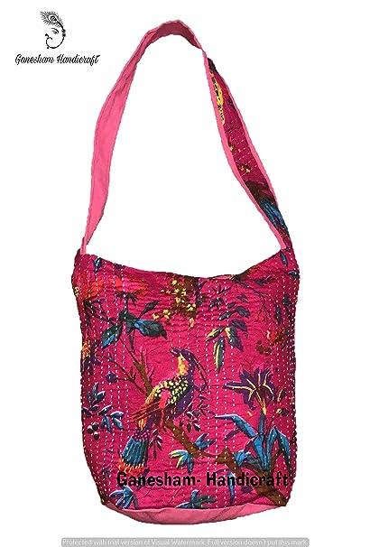 Amazon.com: Ganesham Indian Handmade Hippie Boho Hobo ...