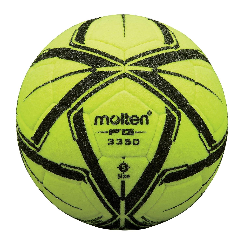 MOLTEN - Balón de fútbol para Interiores Amarillo Amarillo Talla ...