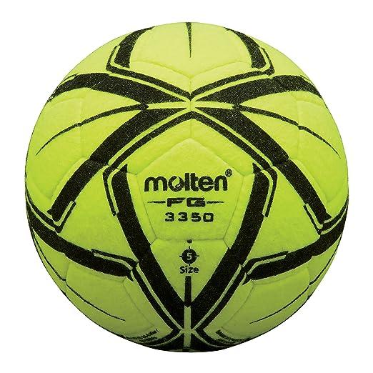 2 opinioni per MOLTEN Pallone da calcetto, Giallo (gelb), 37