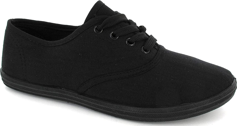Direct Schoolwear Unisex Black Lace Up