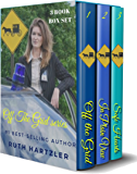 Amish Safe House: Amish Mystery Romance: 3 Book Box Set: 3 Book Box Set