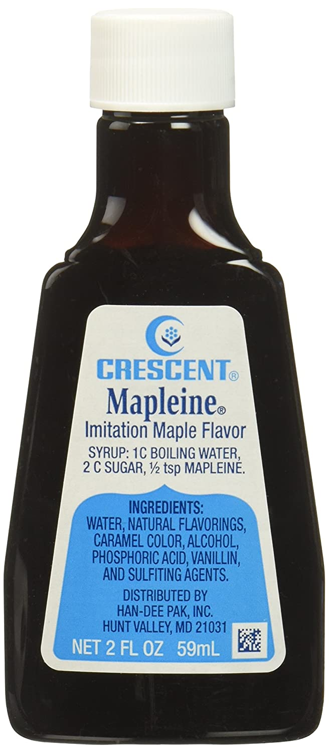 Amazon.com : CRESCENT Mapleine, 2 oz (Pack Of 6) : Grocery & Gourmet Food