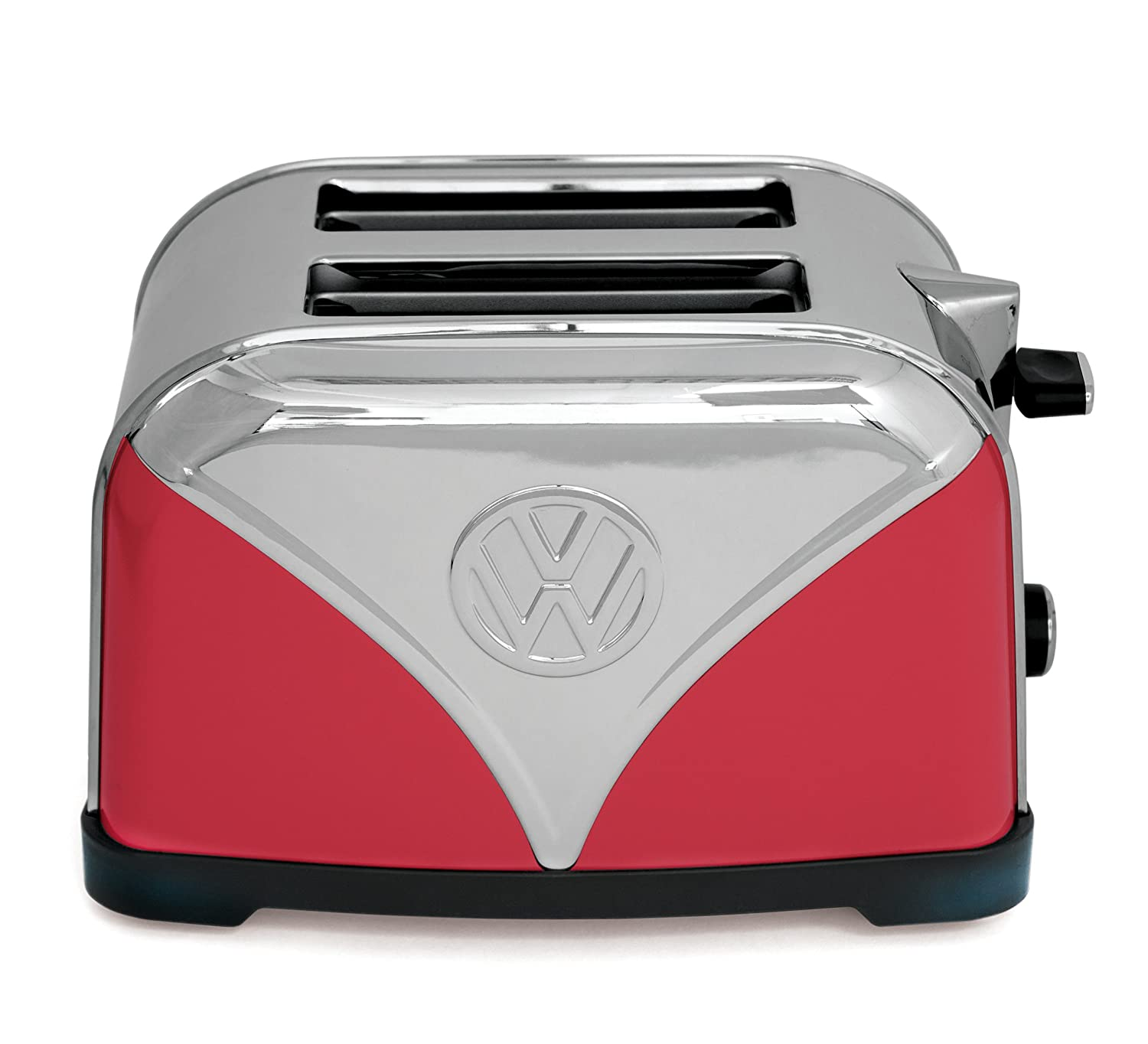 Mini Toaster For Camper ~ Fizz creations vw camper mini van volkswagen toaster red