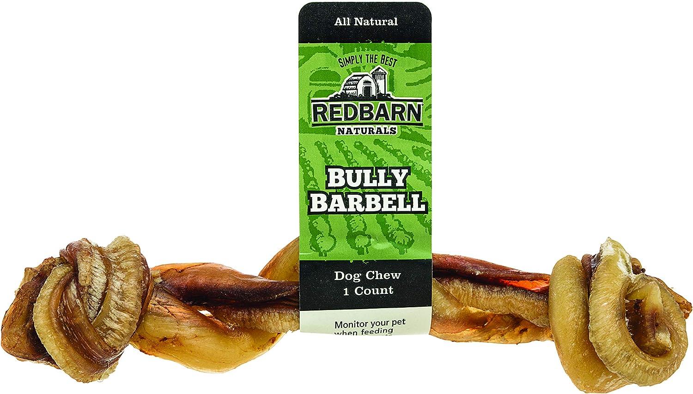 Redbarn Naturals Bully Barbells
