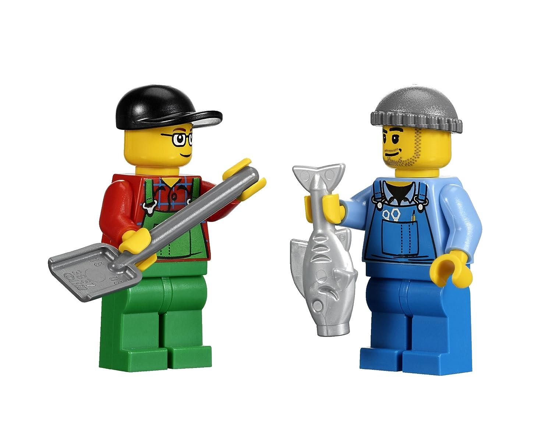 Lego city 4645 puerto amazon juguetes y juegos voltagebd Gallery