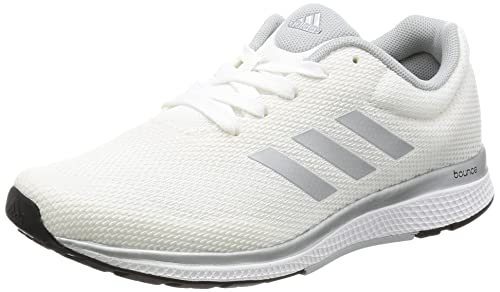 new style 53c17 e6d7e adidas Womens Mana Bounce 2 W Aramis Running Shoes, Multicolor (FTWR  WhiteSilver