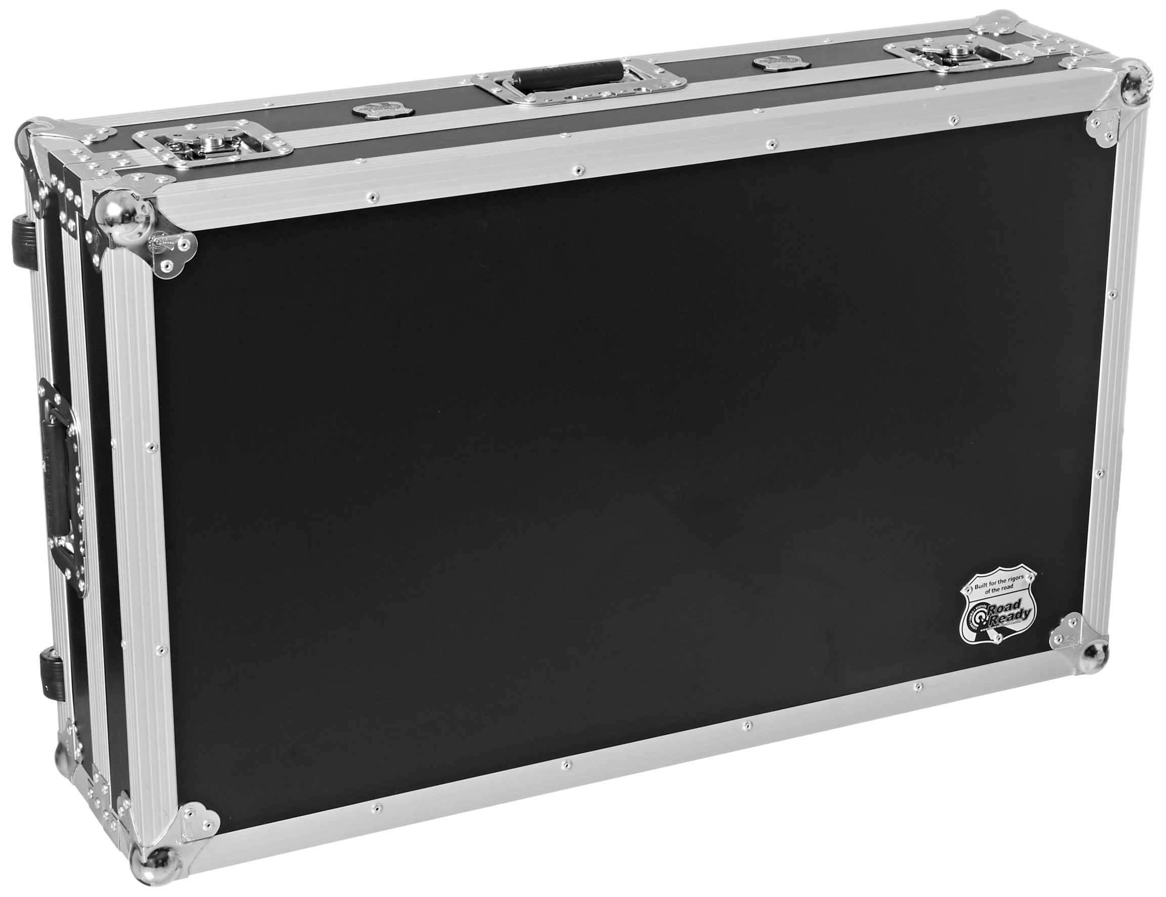 Road Ready RRDDJSZWL Case for Pioneer DDJSZ with Low Profile Wheels and Laptop Tray