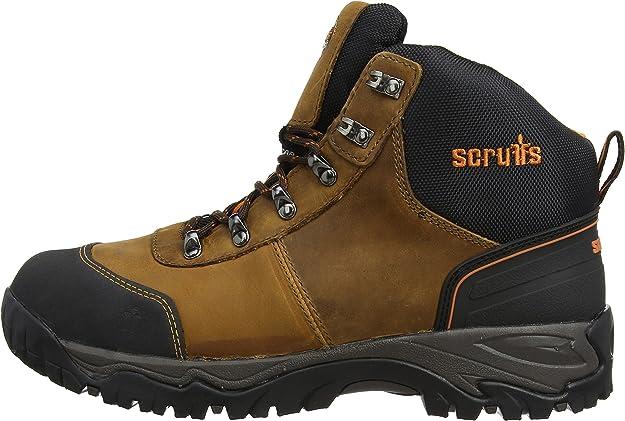 Scruffs Assault Hiker SBP, Scarpe Antinfortunistiche Uomo