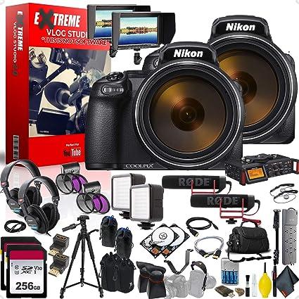 Amazon com : Nikon COOLPIX P1000 Digital Camera