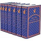 Harry Potter Ravenclaw House Boxed Set | Seven-Volume Hardcover Book Set with Custom Designed Juniper Books Dust Jackets…