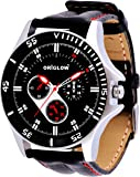 Origlow Accessories Analogue Black Dial Men's And Boy's Watch-M1