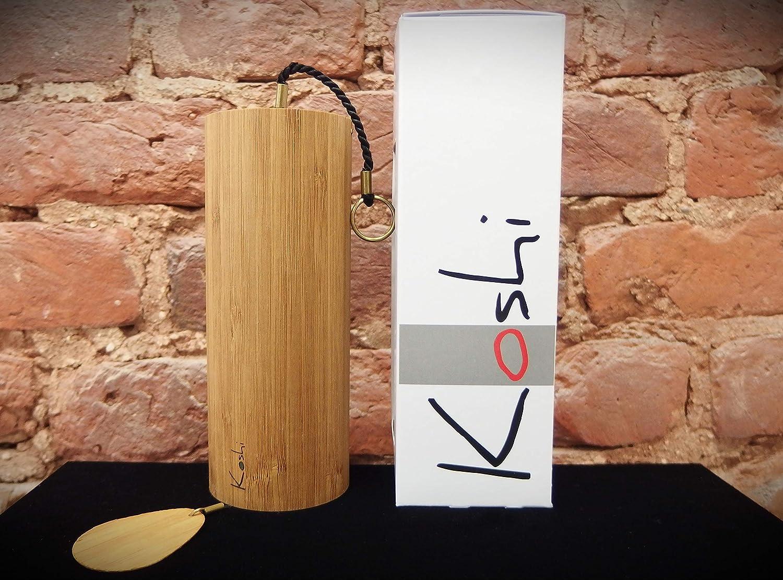 Koshi AQUA Wind Chimes (bell, chime, handbell) Great sound Shamanicshop