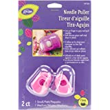 Dritz LoRan Stay-On Needle Puller, Small/Medium, 2-Pack