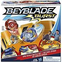 Beyblade Bey Blade Set De Competición, Multicolor, Talla