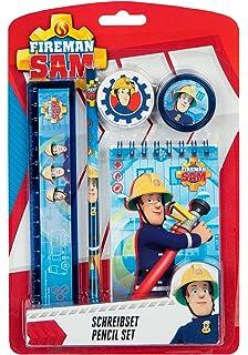 Undercover fstu0032/Sticker Set Sam Il Pompiere