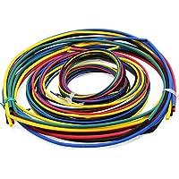 WiMas 55M Tubo termoencogible clasificado 11 tamaños Paquete