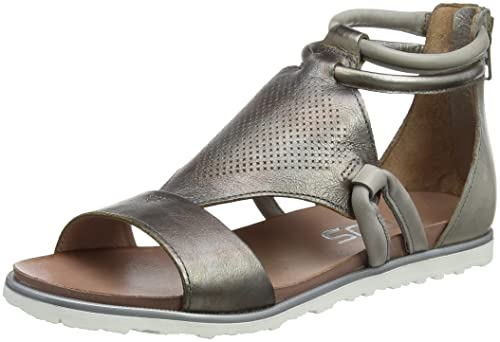 Womens 255073-0301-0002 Ankle Strap Sandals Mjus ADPm0v