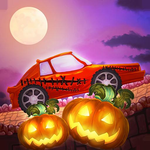 Halloween Cars: Monster Race (Car Halloween)