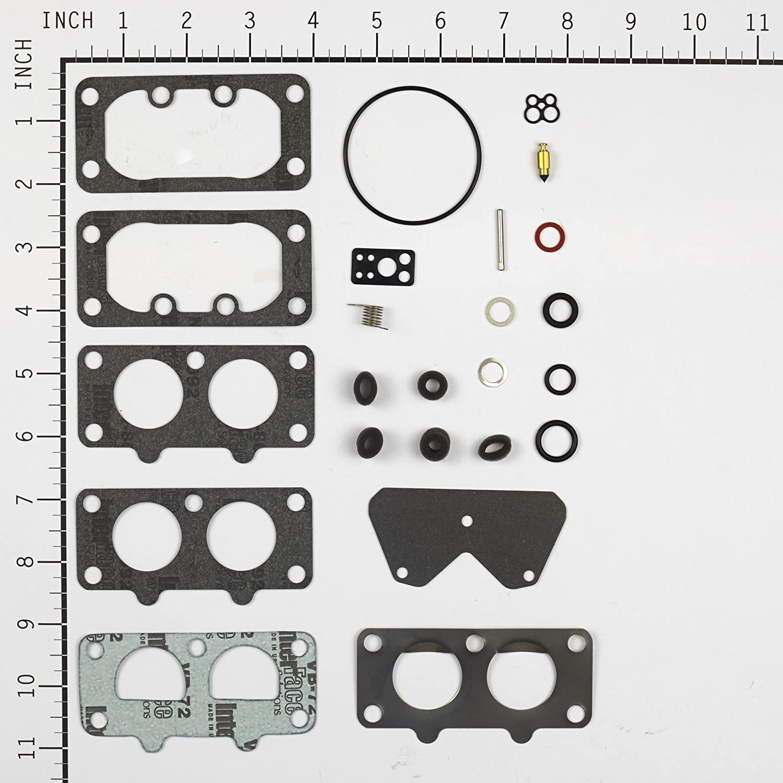 Briggs Stratton 797890 Carburetor Overhaul Kit Garden Diagram Parts List For Model H6075506n Tecumsehparts All Outdoor
