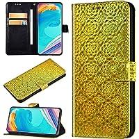 Robinsoni Case Compatibel met Galaxy A50 Telefoon Case Portemonnee Lederen Telefoon Cover Shockproof Kickstand Case…