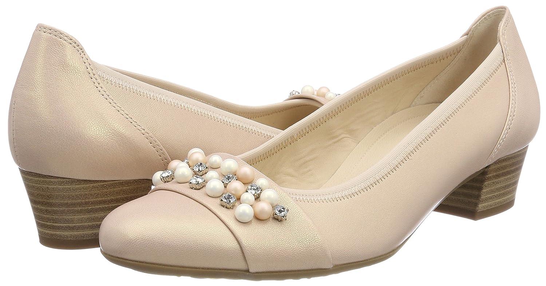 Gabor Damen (Rose) Comfort Fashion Pumps Mehrfarbig (Rose) Damen 946b1a